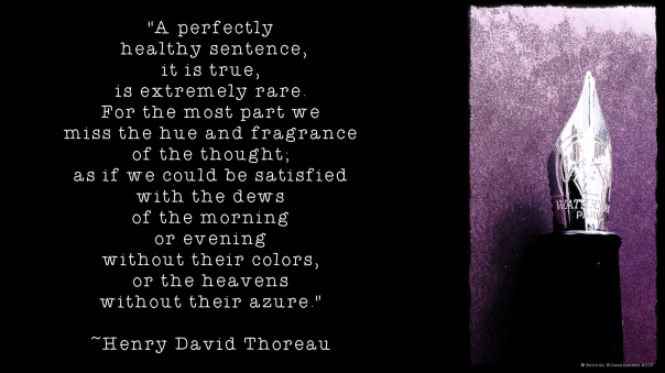 Thoreau Wallpaper