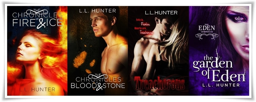 LLHUNTER Books