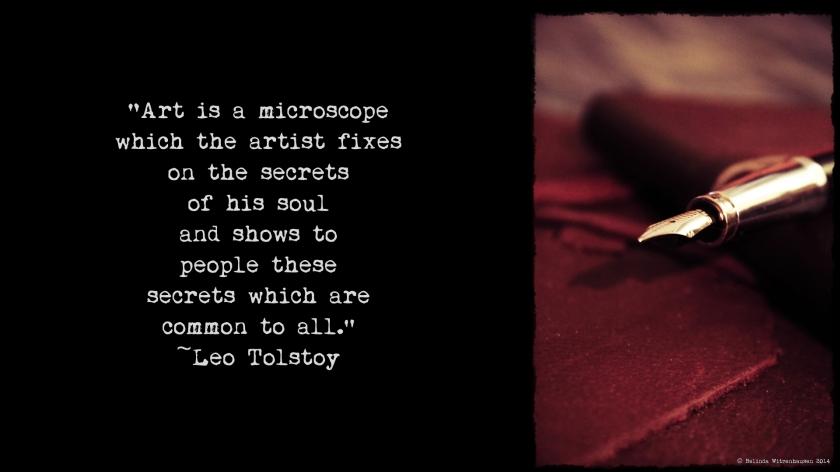 Tolstoy Wallpaper