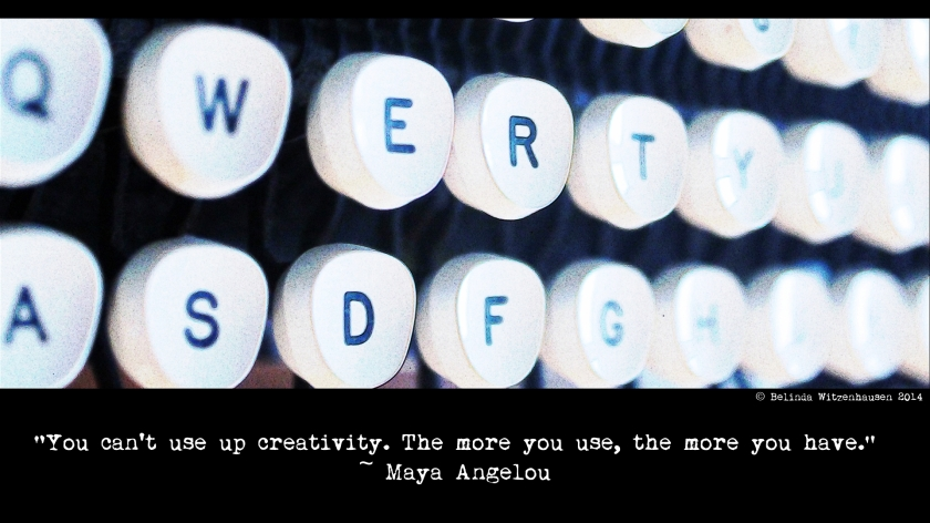 Creativity ~Angelou Wallpaper