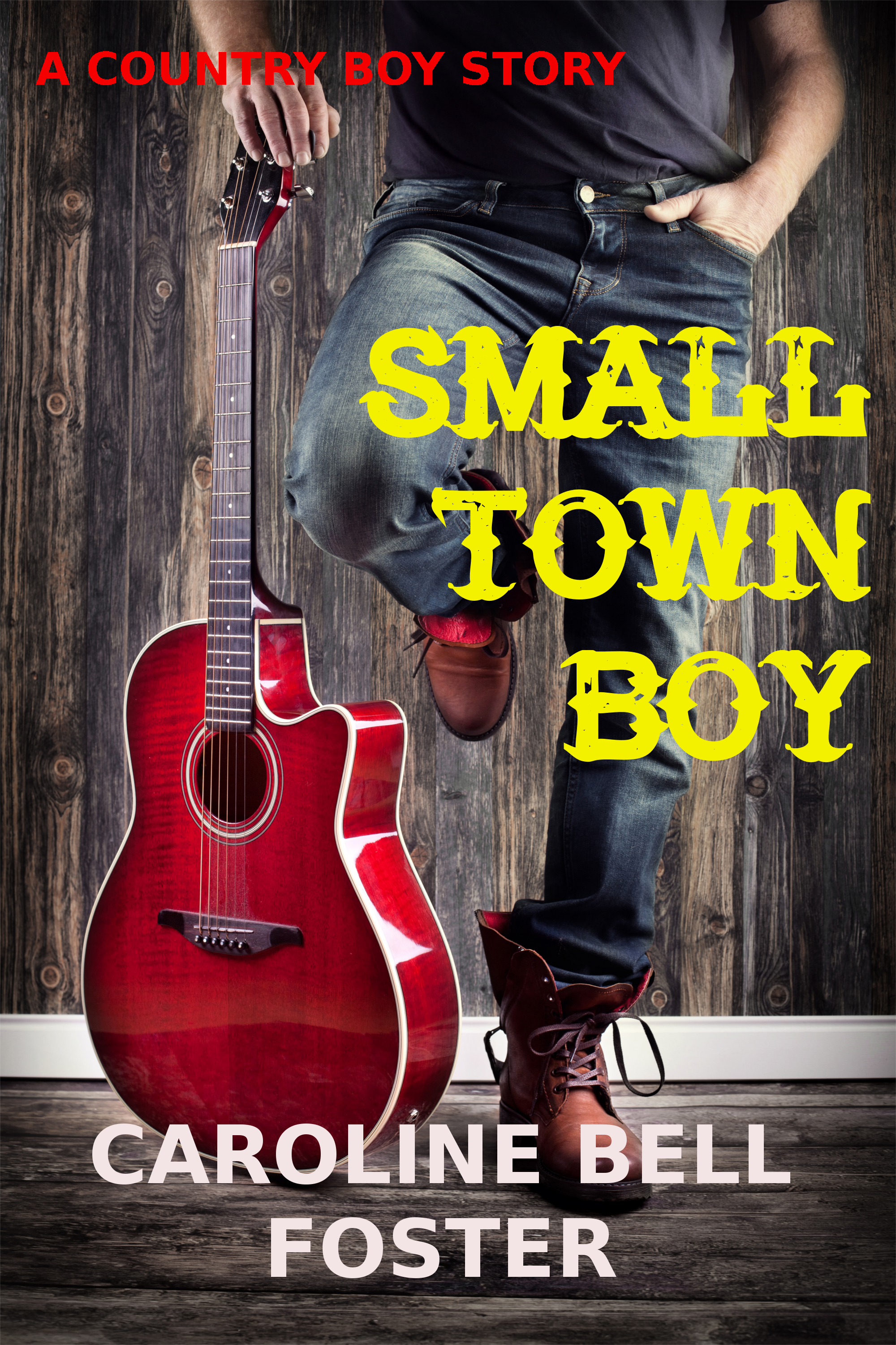 Small Town Boy - Cover