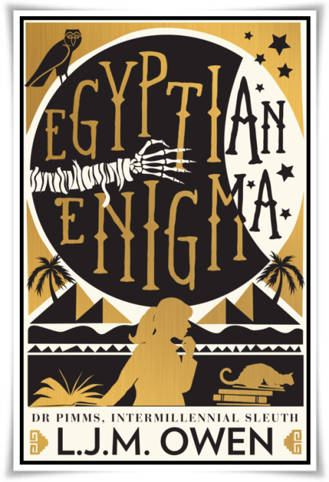 Egyptian Enigma Cover