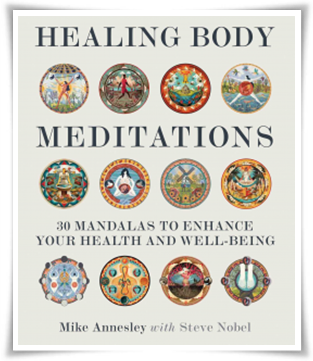 Healing Body Meditation Covers