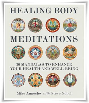 Healing Body Meditation Covers